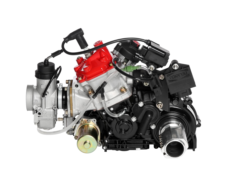 125 MAX DD2 EVO motor large